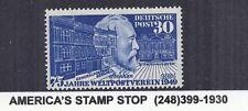 1949 Germany SC 669 Dr Heinrich von Stephan - UPU 75th Anniversary*