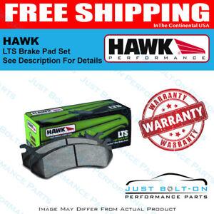 HAWK LTS Brake Pads OE Vehicle Fitment See Description HB456Y.705