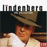 "UDO LINDENBERG ""THE COLLECTION"" 3 CD BOX NEUWARE!!!!!!"