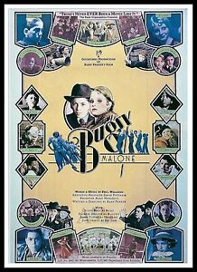 Bugsy Malone 5   Movie Posters Musicals Vintage & Classic Cinema