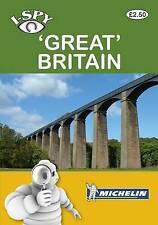 Michelin i-spy ' Great ' Britain  book  P/Back