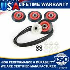 Clothe Dryer Repair Kit Pulley 27'' Belt For Maytag KitchenAid Whirlpool Kenmore photo