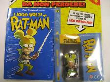I MILLE VOLTI DI RAT-MAN 2 - 1000 - RATMAN STAR RATS - PANINI COMICS NUOVO