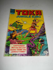 DELL COMICS TOKA #3 APRIL 1965 VERY GOOD CONDITION