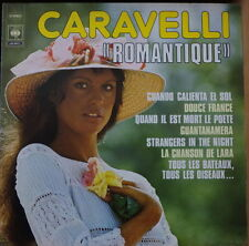 "CARAVELLI ""ROMANTIQUE"" CHEESECAKE GATEFOLD COVER DOUBLE FRENCH LP"