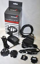 NEW TomTom GO 510 710 715 910 GPS Home Mount Dock w/AC + Car Charger adapter OEM