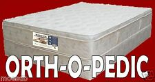KING Orthopeadic Luxury Pillow Top Mattress