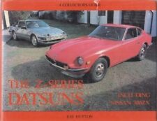 DATSUN 240Z 260Z 280Z 280ZX & 300ZX 1969 - 1984 DESIGN & PRODUCTION HISTORY BOOK