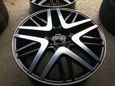 4 orig. Mercedes Felgen 20 Zoll Designo W221 C216 W212 W211 R230 W220 W215 AMG