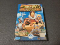 Anno 1503 The New World PC Game Blizzard Korean Version Factory Sealed