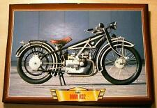 BMW  R32 500 VINTAGE CLASSIC MOTORCYCLE BIKE 1920'S PICTURE PRINT 1923