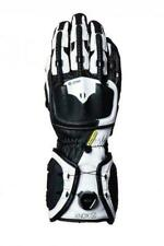 Knox Handroid MK4 Race Motorcycle Gloves Black White