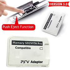 V5.0 SD2VITA PSVITA Micro SD Memory Card Adapter for PS Vita Enso 3.60 Henkaku