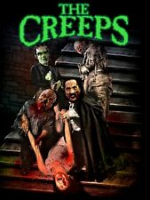 THE CREEPS aka Deformed Monsters New Blu-ray Charles Band Full Moon Features