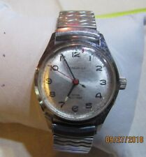 Caravelle Vintage Anti-Magnetic Case Running  Parts/Restore  F98