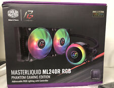Cooler Master Masterliquid ML240R ARGB CPU Cooling Kit