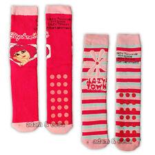 Cotton Blend Socks Slipper, Bed Socks for Women