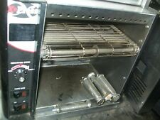 TOASTER, CONVEYOR,  TYPE, UPPER AND LOWER HEAT AND THERMOSTATS,FREE SHIPPING