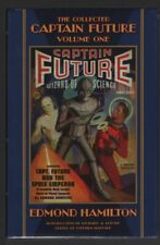 The Collected Captain Future, Volume One by Edmond Hamilton. New condition.