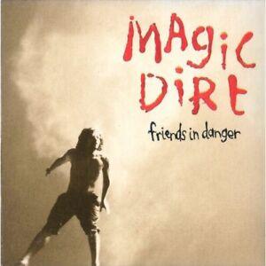Magic Dirt - Friends In Danger (Emergency Red Vinyl) VINYL LP
