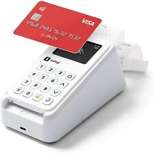 More details for sumup 3g credit card reader / pos with printer for contactless card payments