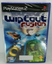 Wipeout Fusion Video Game for Sony PlayStation 2 PS2 PAL BRAND NEW & SEALED