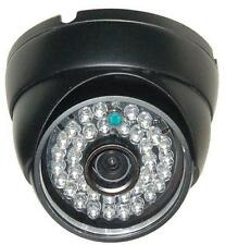 "Sunvision 480TVL Metal Outdoor CCTV Dome Camera 1/3"" Sony 36 IR LEDs (36B)"