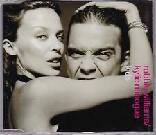 Kylie Minogue/Robbie Williams - Kids **2000 Australian CD Single**VG Cond.