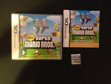 New Super Mario Bros Nintendo DS PAL ESPAÑOL
