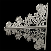 Snow Angle Cutting Dies Stencil Scrapbooking Album Paper Card Embossing Craft.AU