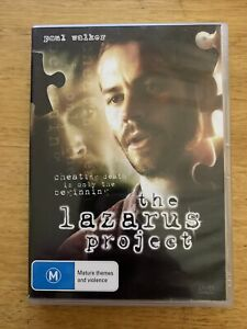 The Lazarus Project (DVD, 2008) Paul Walker, Piper Perabo - Region 4