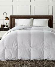Charter Club European White Down Heavy Weight Twin Comforter White $530