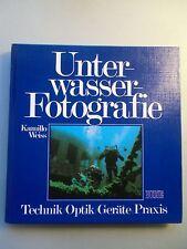 Unterwasser-Fotografie Technik Optik Geräte Praxis 1979 Fotografie