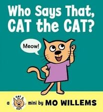 Board Mo Willems Children & Young Adults Books in English