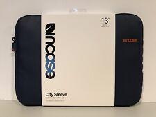 "Incase City Sleeve 13"" Apple MacBook Pro Air Retina Case Navy Blue BRAND NEW!"