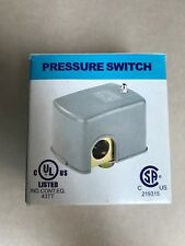 1x 40-60PSI Water Pump Pressure Controller  Switch Adjustable Control Unit DY