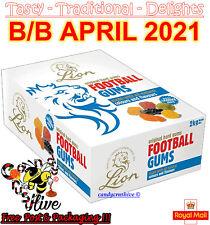 Lion Football Gums 2kg Box - BEST BEFORE APRIL 2021