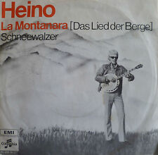 "7"" 1972 RARE NL-PRESS VG++ ! HEINO : La Montanara"