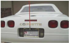 C4 Corvette 1984-1996 CB Antenna System - Quick Disconnect - NGP - Red
