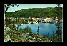 DR JIM STAMPS GREAT BEAR LAKE LODGE WINNIPEG MANITOBA CANADA VIEW POSTCARD