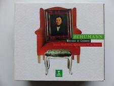 BOX CD SCHUMANN Musique de chambre JEAN HUBEAU QUATUOR VIA NOVA 6XCD 74509969622