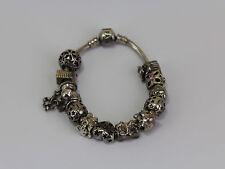 Pandora Armband 925er Silber mit 13 beads (c05108)