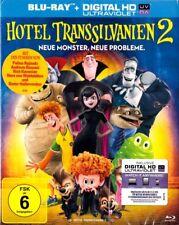 HOTEL TRANSSILVANIEN 2 (Blu-ray Disc, Schuber) NEU+OVP