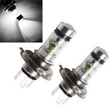2x H4 LED HID AUTO Lampen Birne NachrüstsatzGLÜHLAMPEN SCHEINWERFER DC12V