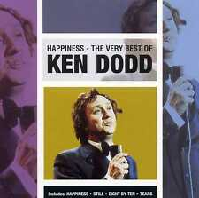 Ken Dodd - Happiness - NEW CD Very Best Of / Greatest Hits of / 24 Tracks