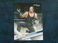 2017 Topps WWE 58 The Undertaker Superstar Smackdown Live