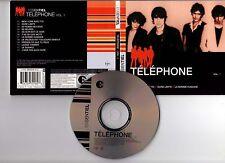 """TELEPHONE """"L'Essentiel Vol.1"""" (CD Digipack) 12 Titres 2004"""