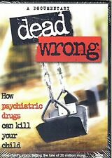 NEW - Dead Wrong - DVD - FREE Shipping