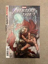 Marvel Avengers Thor #1 Main Cover A Gamerverse Marvel (2020)