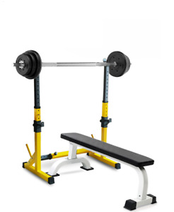 Brand New Adjustable Squat Rack - Shoulder Press - Bench Press - Dead Lift Rack